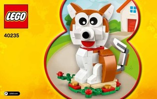 Набор LEGO 40235 Year of the Dog