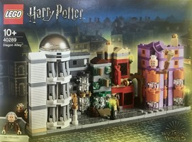 Набор LEGO 40289 Diagon Alley