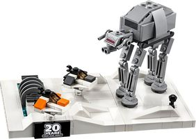 Набор LEGO 40333 Battle of Hoth - 20th Anniversary Edition
