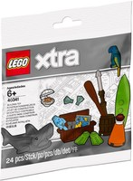 Набор LEGO 40341 Sea Accessories