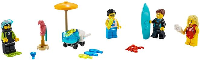 Набор LEGO 40344 Summer Party