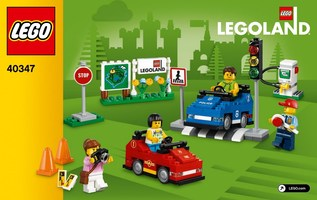 Набор LEGO 40347 Driving School