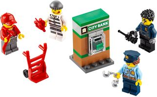 Набор LEGO 40372 Police Minifigure Accessory Set