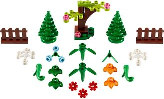 Набор LEGO 40376 Botanical Accessories