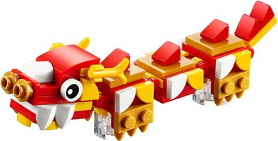 Набор LEGO 40395 Lunar New Year Dragon