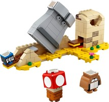 Набор LEGO 40414 Monty Mole & Super Mushroom Expansion Set