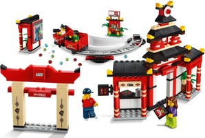 Набор LEGO 40429 Ninjago World