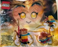Набор LEGO 40474 Build Your Own Monkey King