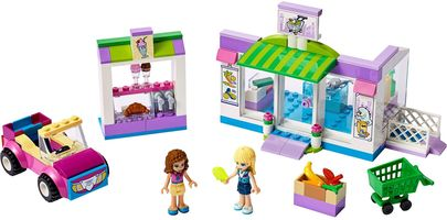 Набор LEGO 41362 Heartlake City Supermarket