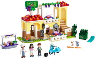 Набор LEGO 41379 Heartlake City Restaurant