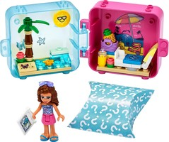 Набор LEGO 41412 Olivia's Summer Play Cube