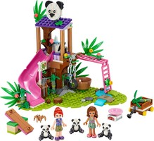 Набор LEGO 41422 Panda Jungle Tree House
