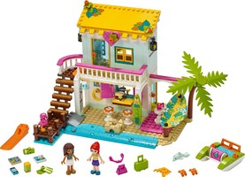 Набор LEGO 41428 Beach House with Pedal Boat