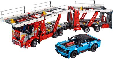 Набор LEGO 42098 Car Transporter