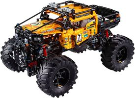 Набор LEGO 42099 4x4 X-treme Off-Roader