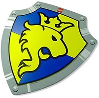 Набор LEGO 4268591 Small Knight Shield