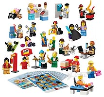 Набор LEGO 45022 Community Minifigure Set