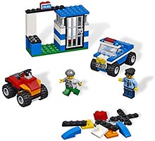 Набор LEGO 4636 Police Building Set