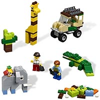 Набор LEGO 4637 Safari Building Set
