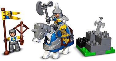 Набор LEGO 4775 Knight and Squire