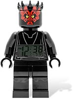 Набор LEGO 5001351 Darth Maul Minifigure Clock