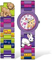 Набор LEGO 5001369 Friends Stephanie Kids'  Watch