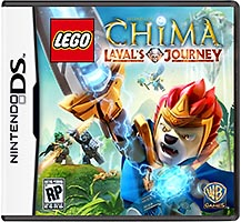 Набор LEGO 5002665 Legends of Chima