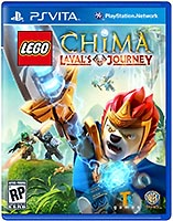 Набор LEGO 5002666 Legends of Chima Laval's Journey PS Vita Video Game