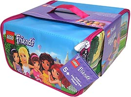 Набор LEGO Friends ZipBin Toy Box