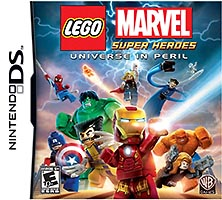 Набор LEGO 5002790 Marvel 3DS