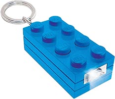 Набор LEGO 5002805 2x4 Brick Key Light (Blue)