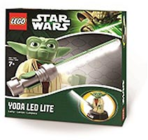 Набор LEGO 5002917 Star Wars Yoda Desk Lamp