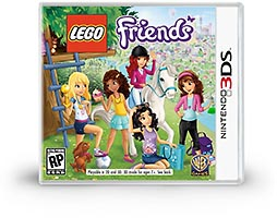 Набор LEGO 5003079 LEGO Friends
