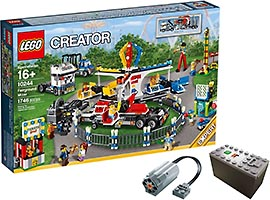 Набор LEGO 5003588 Fairground Mixer Collection