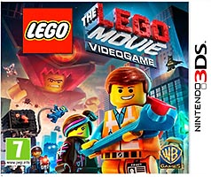 Набор LEGO 5004047 The LEGO Movie Nintendo 3DS Video Game