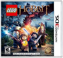 Набор LEGO 5004202 The Hobbit Nintendo 3DS Video Game