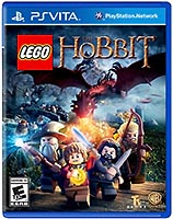 Набор LEGO 5004206 The Hobbit PS Vita Video Game