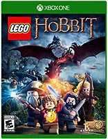 Набор LEGO 5004209 The Hobbit Xbox One Video Game