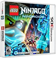 Набор LEGO 5004226 Nindroid 3DS game