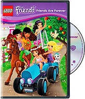 Набор LEGO 5004338 Friends Friends and Forever DVD