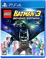 Набор LEGO 5004348 LEGO Batman 3 Beyond Gotham PlayStation 4
