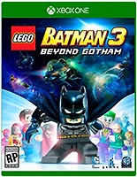 Набор LEGO 5004351 LEGO Batman 3 Beyond Gotham Xbox One
