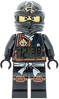 Набор LEGO 5004534 Jungle Cole Minifigure Alarm Clock