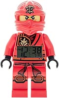 Набор LEGO 5004535 Jungle Kai Minifigure Alarm Clock