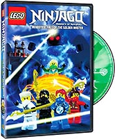 Набор LEGO 5004572 Masters of Spinjitzu Rebooted – Fall of the Golden Master (DVD)