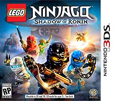 Набор LEGO 5004721 NINJAGO Shadow of Ronin