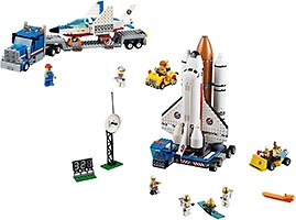Набор LEGO 5004735 City Space Port and Jet Collection