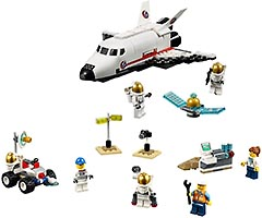 Набор LEGO 5004736 Space Port Starter & Shuttle Collection