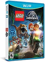 Набор LEGO 5004807 Jurassic World Wii U Video Game
