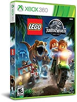 Набор LEGO 5004808 Jurassic World XBOX 360 Video Game